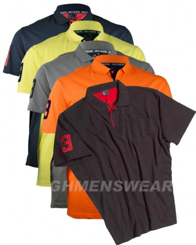 Fashion '3' Polo Shirt
